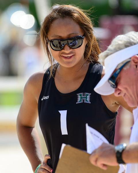Florida State U Sand Volleyball v University of Hawaii