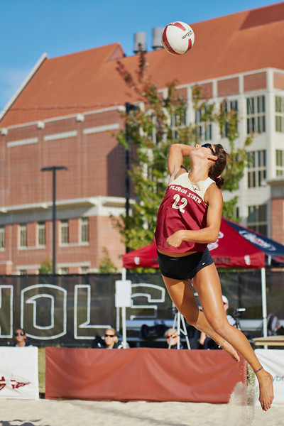 FSU Sand Volleyball Fall Exhibition Tournament