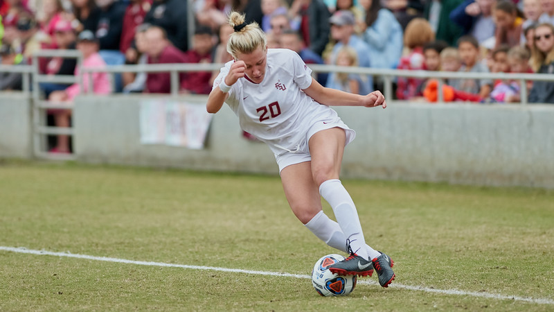 FSU defeats Penn State 1-0 to advance to the 2018 Women's College Cup