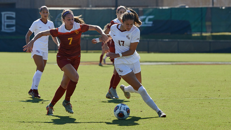 FSU defeats USC 1-1 (5-4 PKs)