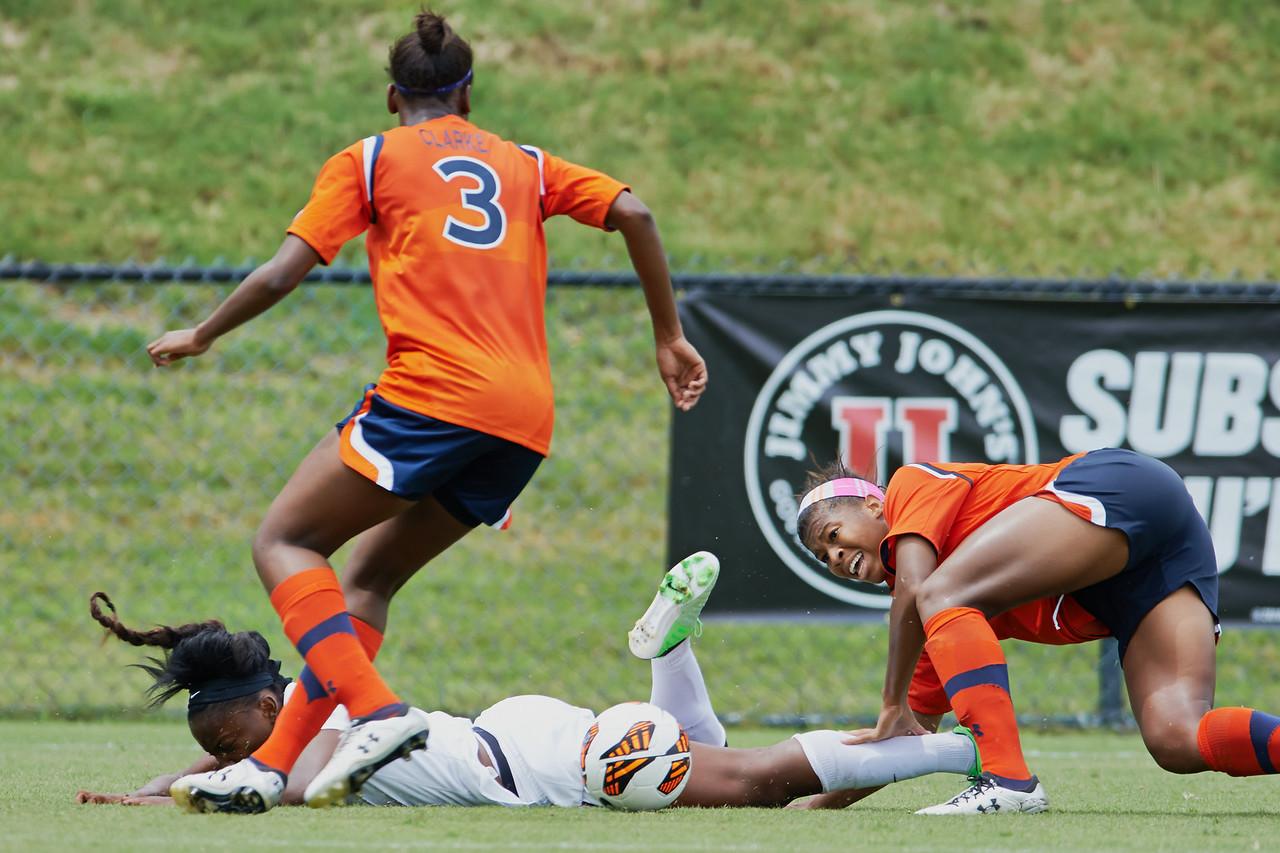 FSU Soccer xx Auburn University.  xx