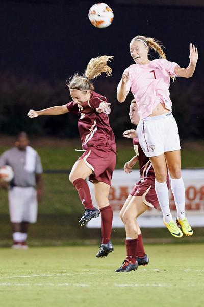 FSU Soccer 4 Boston College 3