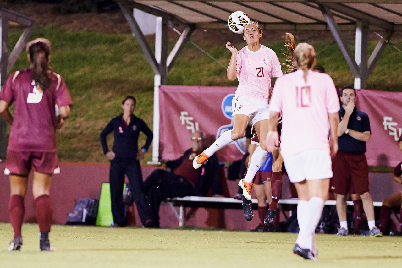 FSU Soccer 4 Boston College 3