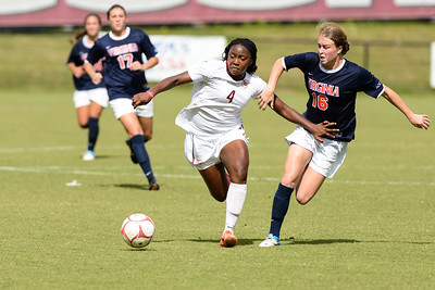 FSU Soccer v Virginia Oct 2012