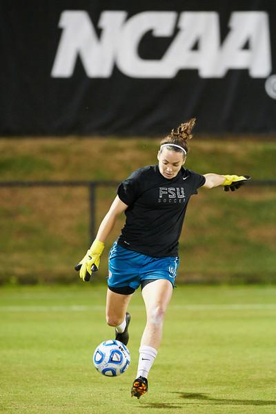 FSU Soccer 5 South Alabama 0