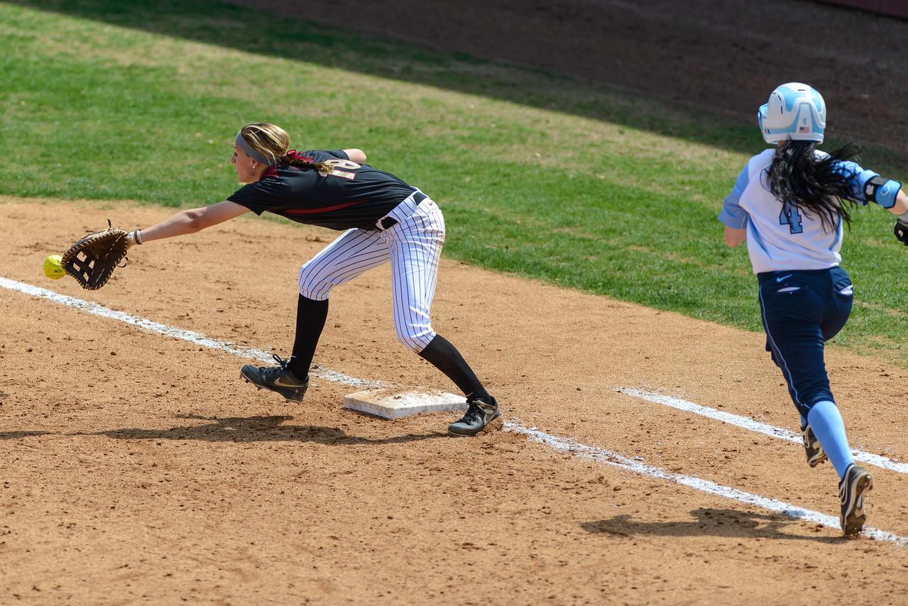 Florida State U Softball v U. North Carolina
