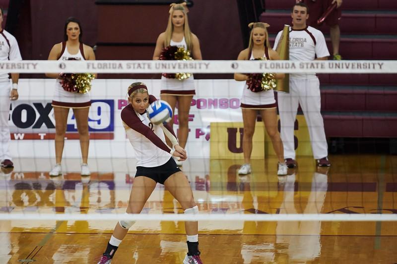 FSU Volleyball 3 NC State 0