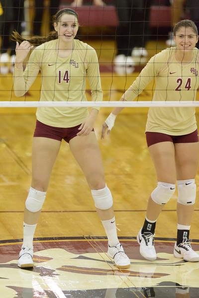 Florida State U Volleyball 2012
