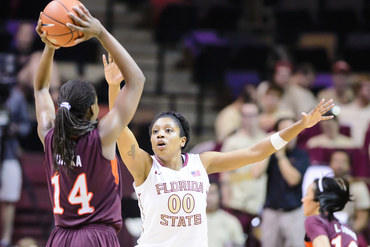 FSU 72 Virginia Tech 56