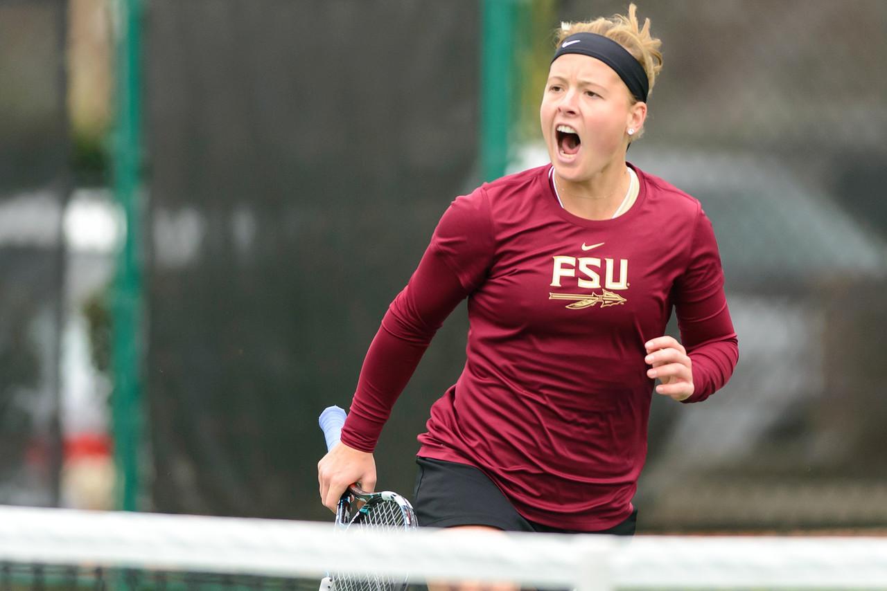 FSU Womens Tennis v Clemson Tigers