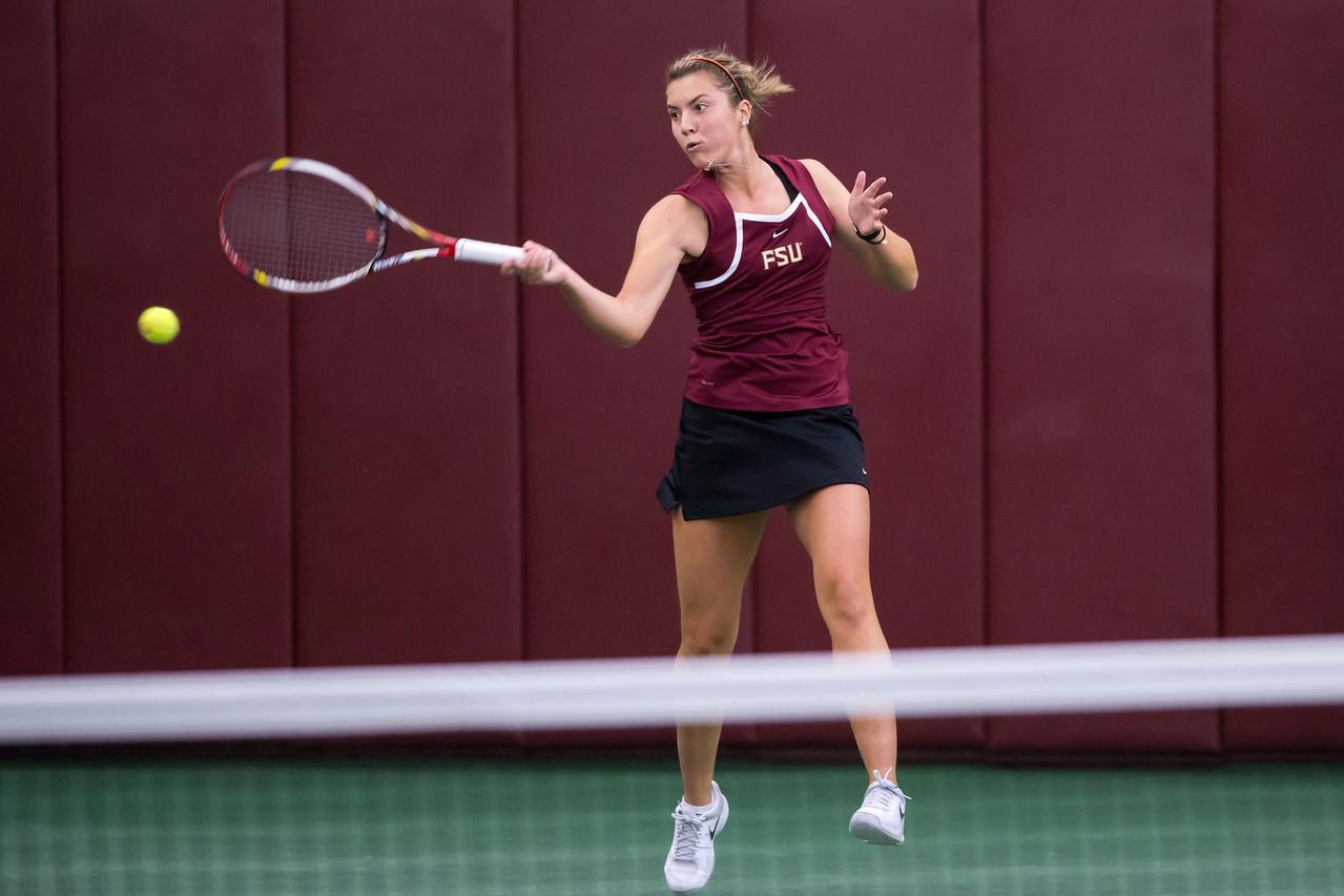 NCAA Women's Tennis: FSU  4 v. Stetson University 2