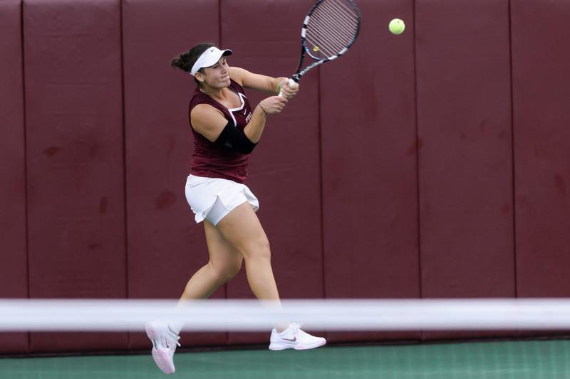 FSU Womens Tennis v Troy University Trojans