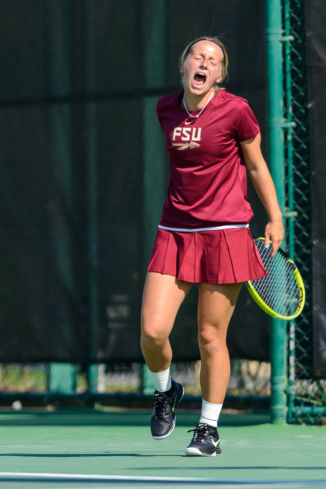 FSU Womens Tennis v Wake Forest Demon Deacons