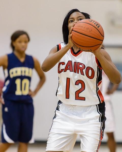 Cairo HS Basketball v TCCHS