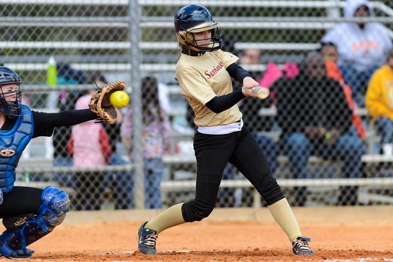 Leon JV Softball Tournament Godby v Florida High