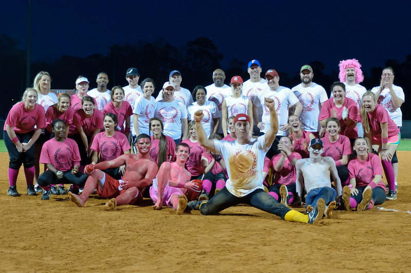 Leon HS Pink Charity Game