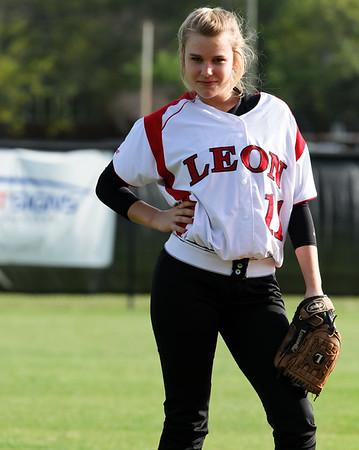 Leon Softball v Godby Mar 2012