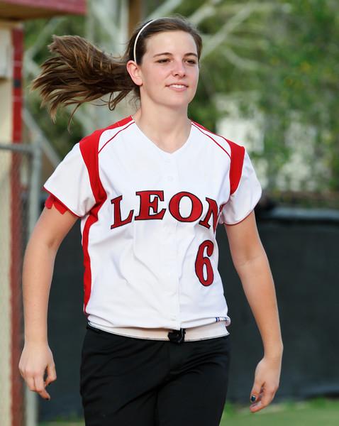 Leon HS Softball v Godby HS