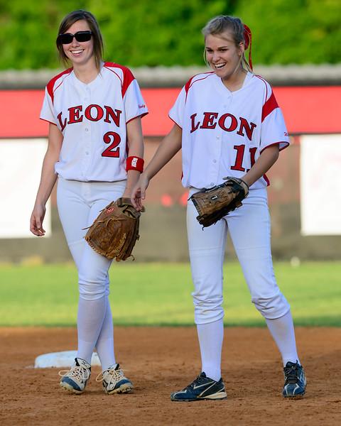 Leon HS Softball v Maclay
