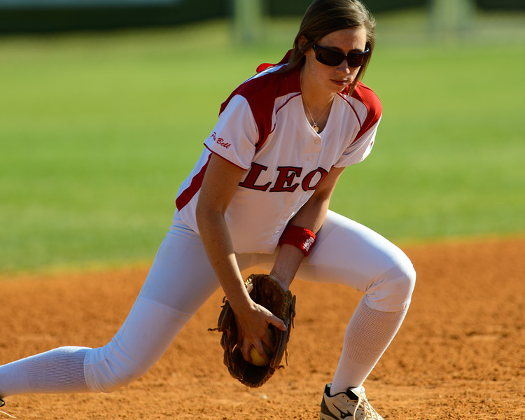 Leon HS Softball v Maclay