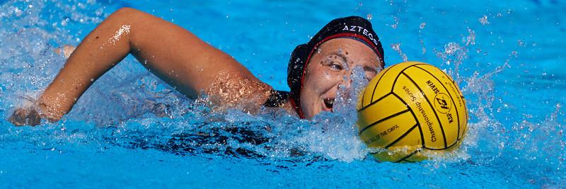 College Water Polo: SDSU Aztecs v UCSC Slugs