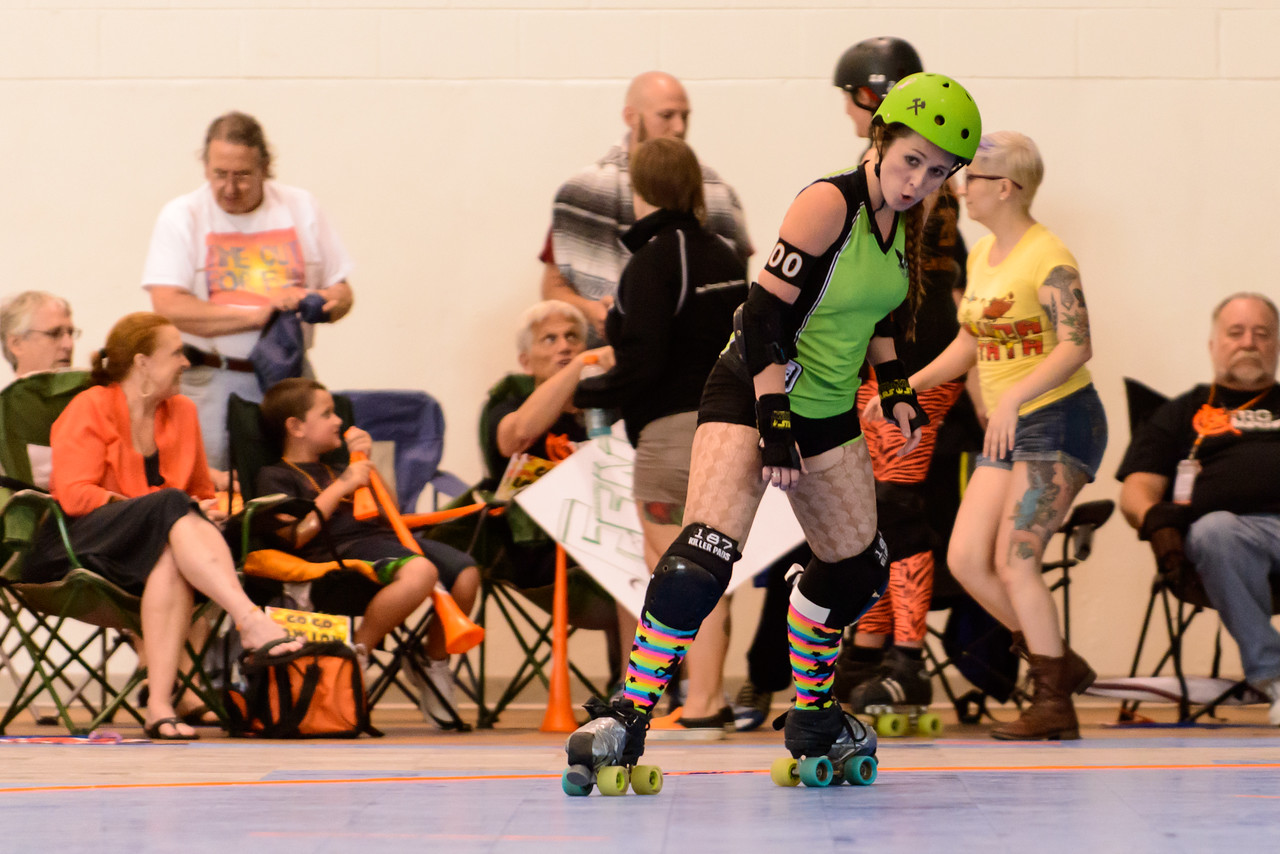 TRG CP / v. Ft Myers Derby Girls