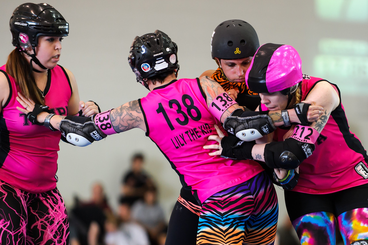 TRG CP / Betties v Tampa