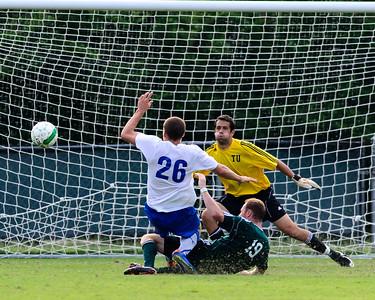 TU Soccer (M) v Shorter 2011