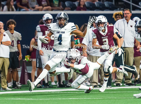 9/10/2021 Lone Star vs Heritage at The Star