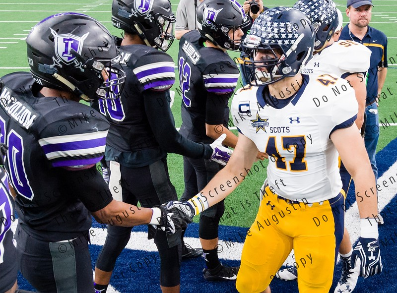 11.18.2016 Highland Park vs Independence (UIL 5A Bi-District Area Playoff at The Star)