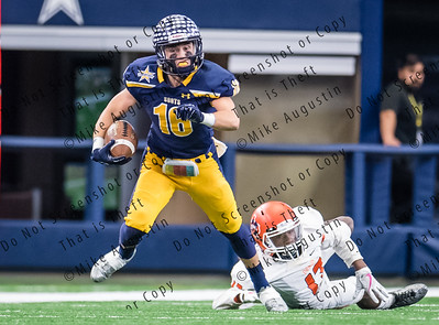 11.24.2017 McKinney North vs Highland Park (UIL 5A DI Playoff at AT&T Stadium)