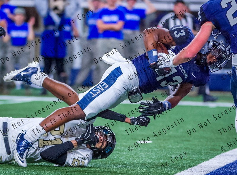 11.13.2015 The Colony vs Wylie East  UIL Bidistrict 5A District II Playoff at AT&T Stadium