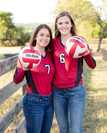 Lady Cardinal Varsity Volleyball 2018