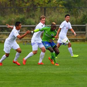 2014-09-28 Crossfire A U18 v Sounders-21