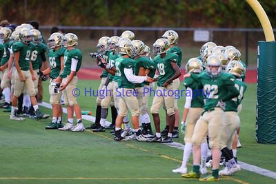 7-2017-09-29 Redmond HS Boys Varsity Football v Lake Washington-7