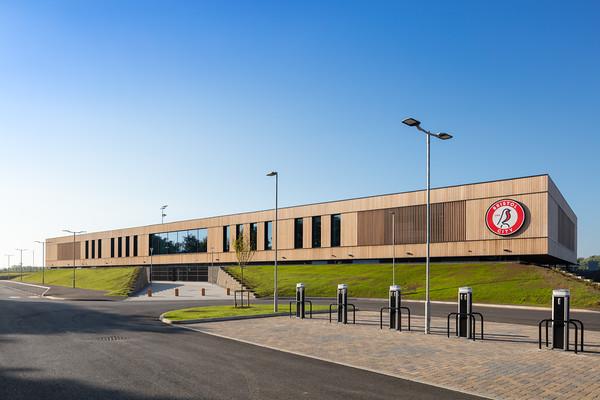 Bristol City Football Club Training Facility