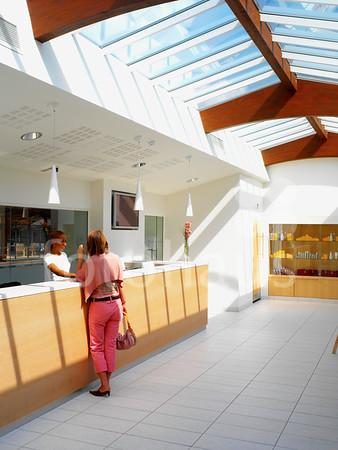 Cedars, Royal Automobile Association Sports and Leisure Centre