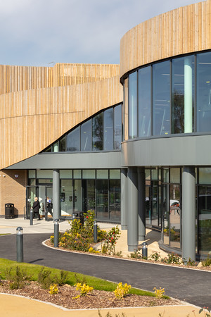 Five Towns Leisure and Wellbeing Hub, Pontefract