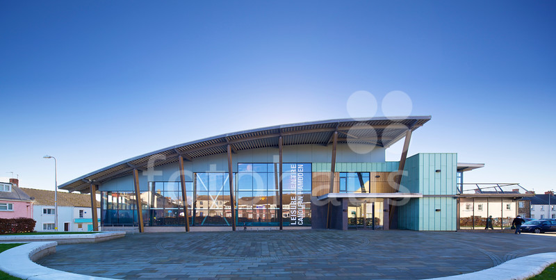 Haverfordwest Leisure Centre, Wales