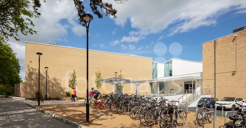 Iffley Road Sports Centre