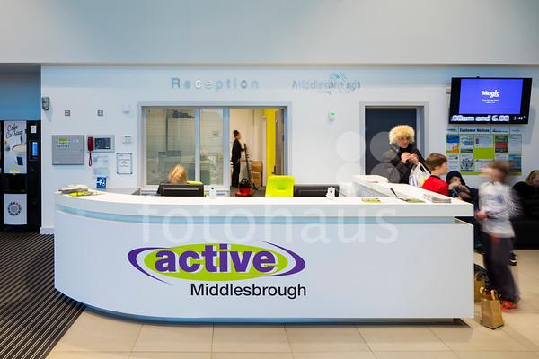 Middlesbrough Sports Village