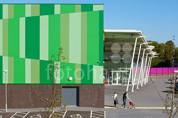 Sporthouse, Mayesbrook Park Sports Arena, Dagenham