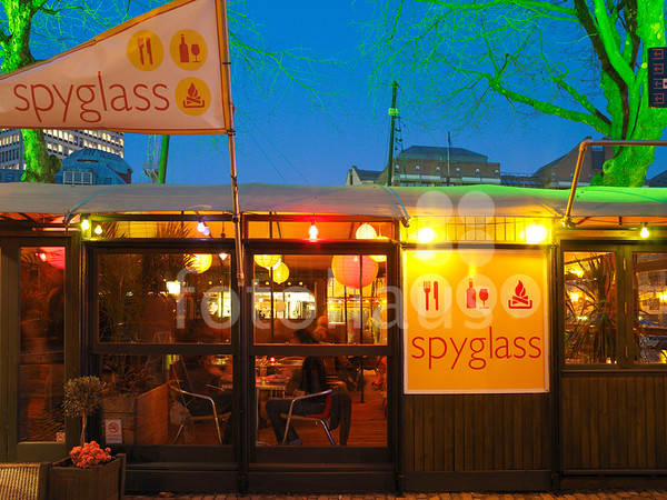Spyglass and Glassboat Restaurants, Bristol
