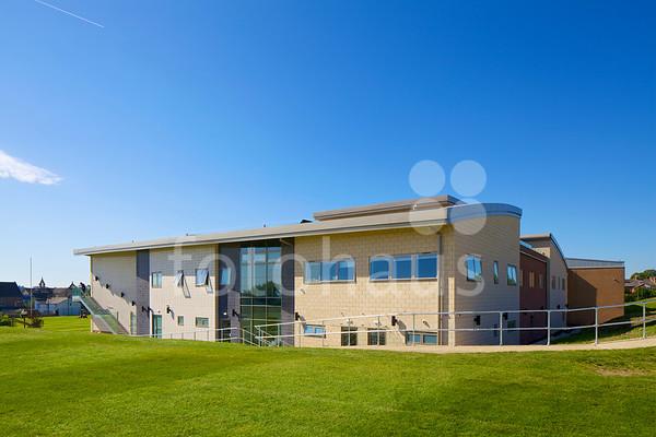 Stamford Endowed Schools sports centre