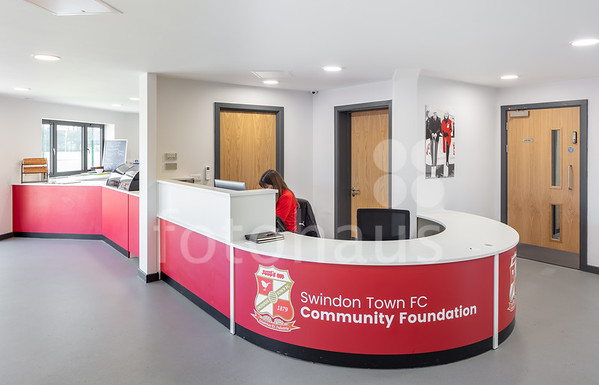 Swindon Town Football Club Community Foundation Trust Pavilion Building