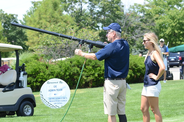 Sport booster golf outing 2015