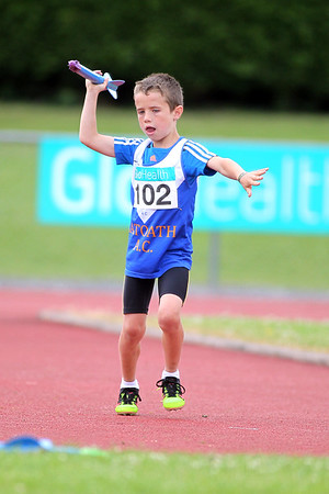 Charlie O'Connor (Rtoath AC) boys u/9 Turbo Javeline