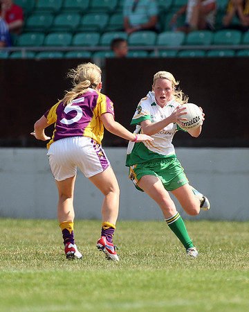 Offaly v Wexford Ladies Junior football