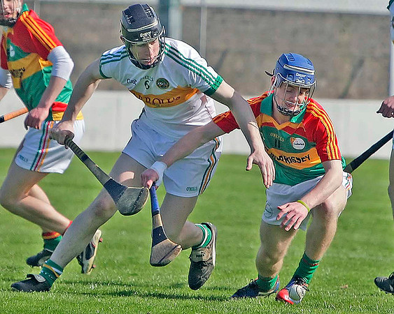 Carlow v Offaly minor hurling