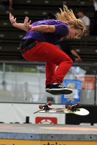 Sport Skateboard European Skateboard Championship 2008